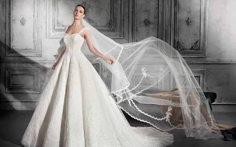 robe de mariée princesse